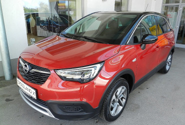 Opel Crossland X 1,2 Turbo ECOTEC Direct Injj. Innovation St./St bei BM || Autohaus Schneider in