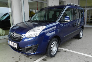 Opel Combo Tour Cosmo L1H1 1,6 CDTI Ecotec Start/Stop bei BM || Autohaus Schneider in