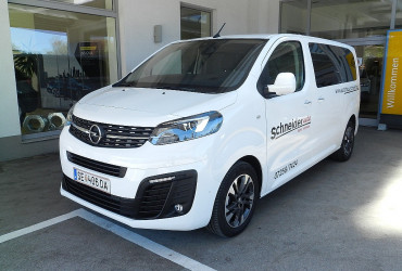 Opel Zafira Life 2,0 CDTI S&S Innovation S bei BM || Autohaus Schneider in