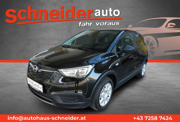 Opel Crossland X 1,2 Turbo Direct Injection Innovation St./St Aut bei BM || Autohaus Schneider in