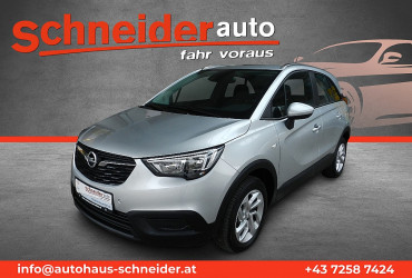 Opel Crossland X 1,2 Turbo Direct Injection Edition St./St Aut. bei BM || Autohaus Schneider in