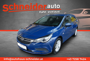 Opel Astra ST 1,0 Turbo Ecotec Direct Inj. Edition S/S bei BM || Autohaus Schneider in