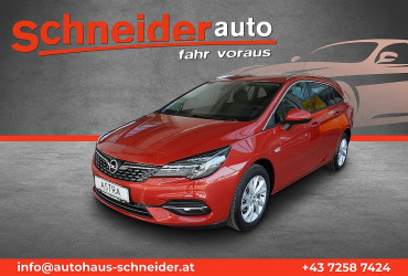 Opel Astra ST 1,2 Turbo Direct Inj. Business Elegance bei BM || Autohaus Schneider in