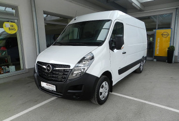 Opel Movano L2H2 2,3 TurboD Blue Injection 3,5t bei BM || Autohaus Schneider in